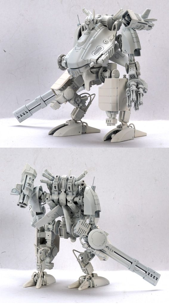 Nice custom job, GW needs to get on making this bad boy!