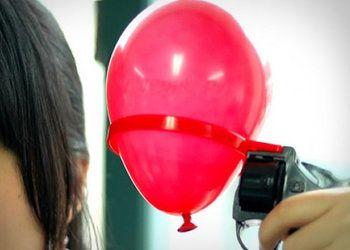 Russian Roulette Water Balloon Gun
