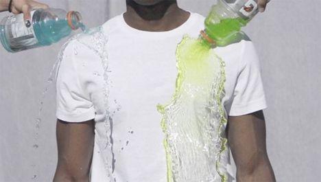 moisture repellent shirt