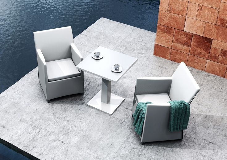 Meble ogrodowe VIGO - prod. Zumm Garden Furniture (meble ogrodowe aluminium, meble z aluminium, nowoczesne meble ogrodowe, ekskluzywne meble ogrodowe aluminium, zestawy ogrodowe z aluminium, meble tarasowe, stół ogrodowy, fotele ogrodowe, krzesła ogrodowe, meble tekowe, meble teak, teakowe meble ogrodowe, zestawy mebli z aluminium, zestaw mebli ogrodowych teak, Garden Space)