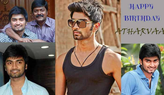 ‪#‎Atharvaa‬ ‪#‎Birthday‬ Today ‪#‎Murali‬ ‪#‎Actor‬ http://www.cinemachips.com/atharvaa-birthday-today/