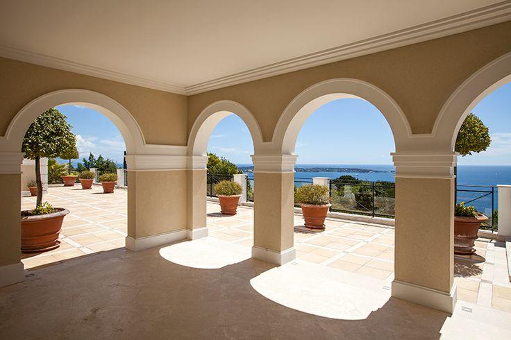 Villa in Cannes, France #TiEffeEsse Interiors  http://www.tieffeesse.com