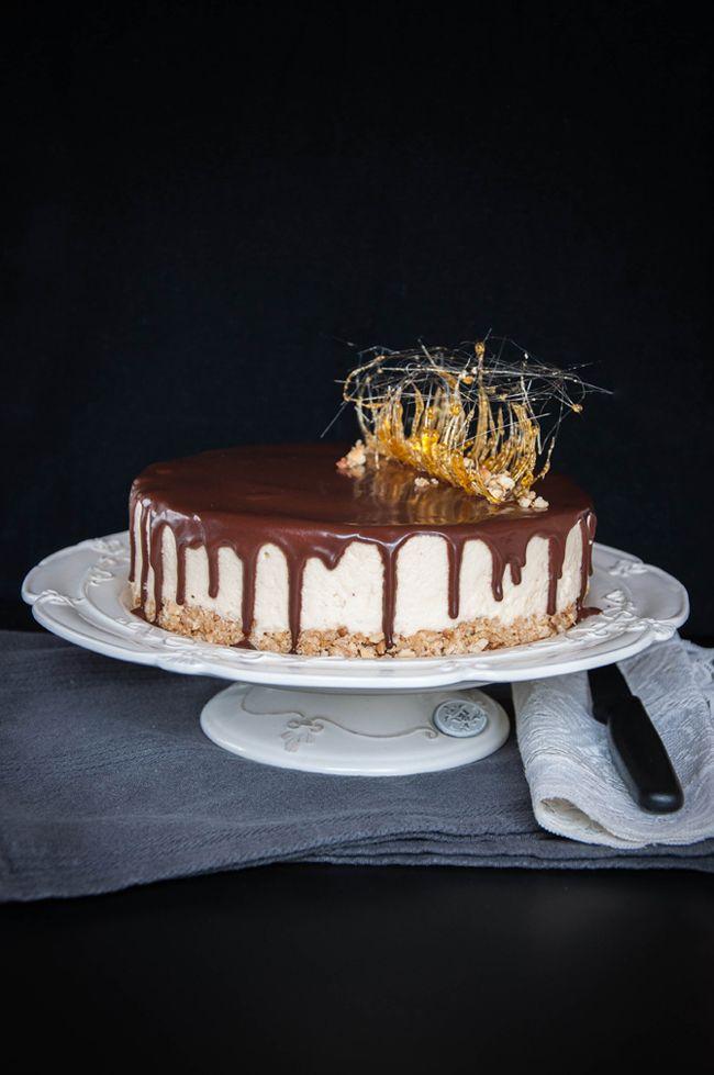 Сахаробилие : Торт, как глазированый сырок.