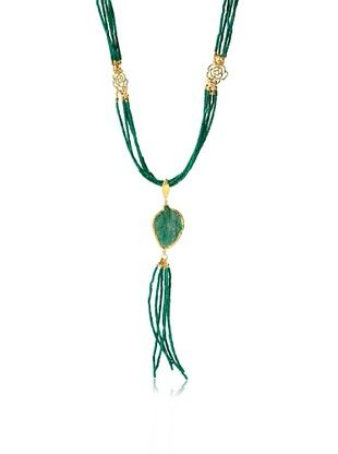 66% OFF Grand Bazaar Turquoise Multiple Strand Necklace