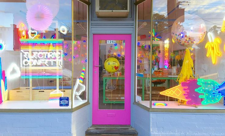 #WindowWednesday: 10 colourful window displays from local retailers