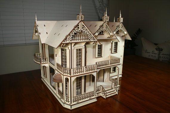 Oltre 20 migliori idee su casa delle bambole in stile for Case di kit vittoriano