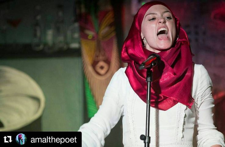 . . . . . . . #withrefugees #withsyria #activist #freespeech #humanrights  Repost @amalthepoet with @repostapp  Bismillah Mashaallah // #trinidadandtobago Tobago Cascadoo 5.0 hosted by the @rootsfoundation- this particular night was my favorite performance in ages. To get up on a stage after so long and bust out those poems about the fatherland #Syria for an audience so different than the ones I'm used to- it's profound like something inside me has been rattled almost like the first time I…