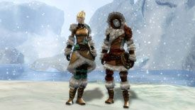 Gifts Mail Delivery, Arctic Explorer Outfit, and New Wintersday Weapons in the Gem Store! | GuildWars2.com
