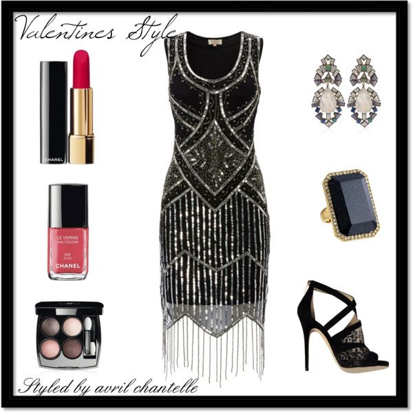 """""""Valentines Style"""" by avrilchantelle on Polyvore"""