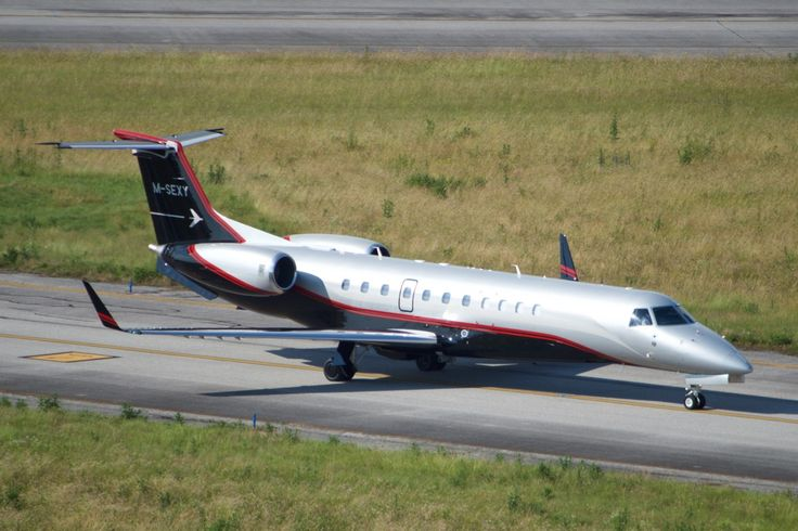 Embraer 135 Legacy M-SEXY