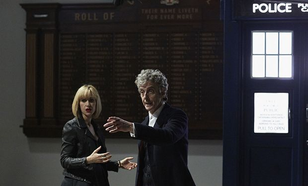 The best Doctor Who Easter Eggs in new spin-off Class #DoctorWho
