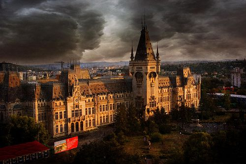 Iaşi, Palatul Culturii - Palas - i loveeee the Palace! Miss you Iasi! 3 months with you!
