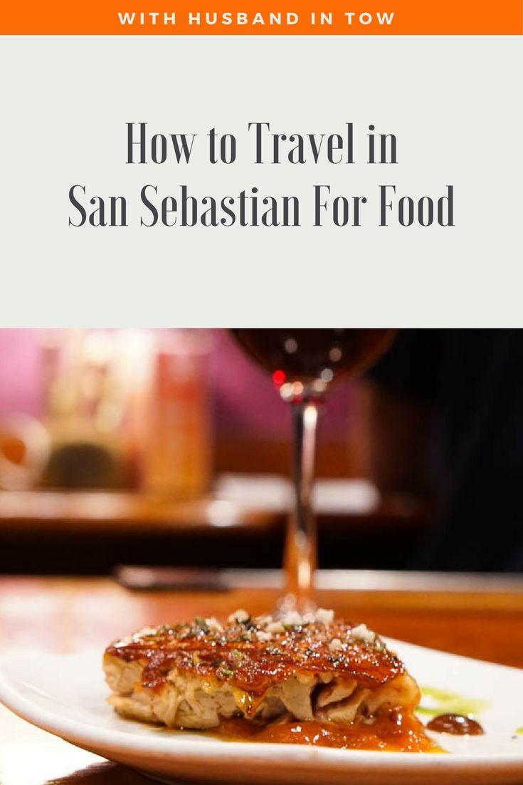 San Sebastian Food Blog San Sebastian Travel Blog Spain Travel