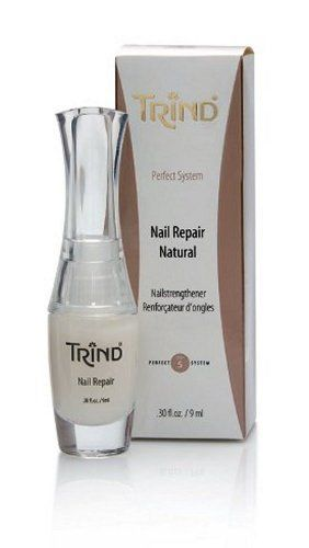 Trind Nail Repair Natural Gloss .30oz  Amazing, amazing product, I use it allllllllll the time!!!!! <3