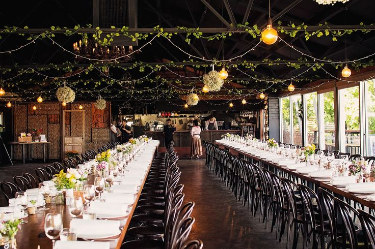 This is incredible! Unique work by  Zonzo Estate http://www.bridestory.com.au/zonzo-estate/projects/yarra-valley-weddings