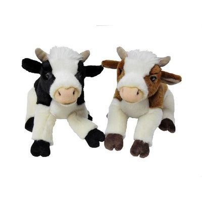 Cow deluxe plush toy