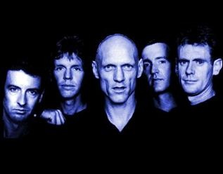 Midnight Oil. Maybe my favorite group ever, r.i.p.