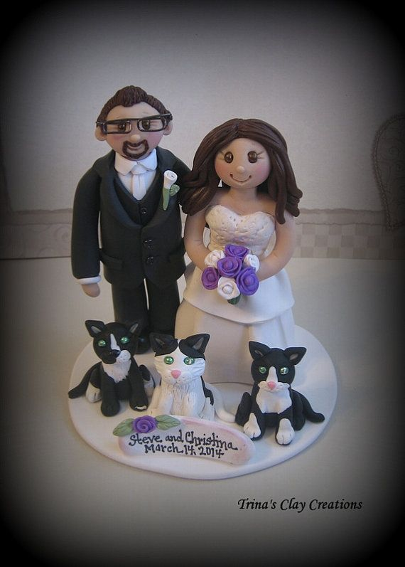 Hey, I found this really awesome Etsy listing at https://www.etsy.com/listing/178101379/wedding-cake-topper-custom-cake-topper