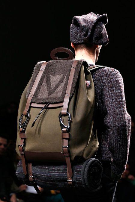 Louis Vuitton   Mens Rucksack AW13/14