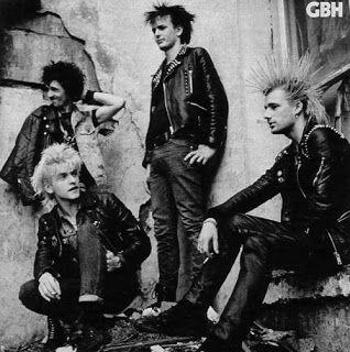 British Punk: G.B.H.