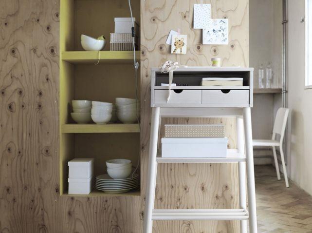 Bureau Haut Ikea