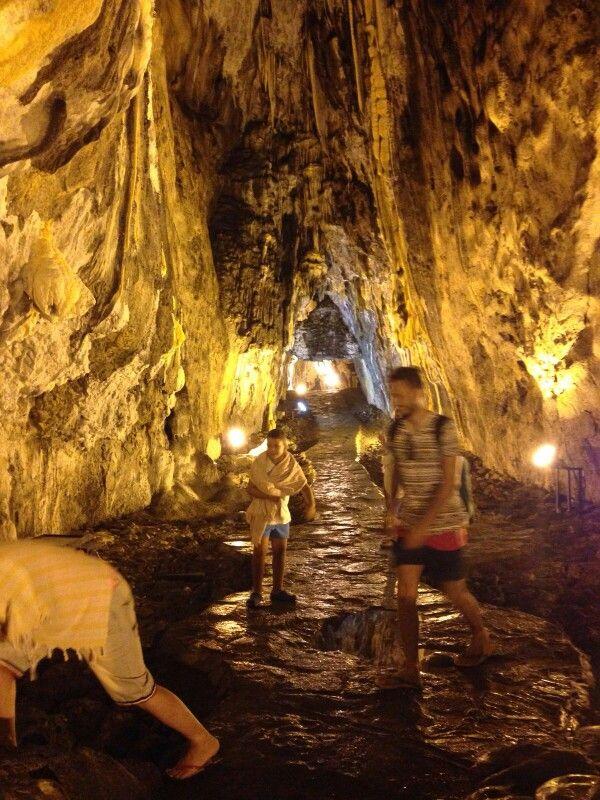 #sinop Ayancık inalti mağara şu anda 300 metresi açık  gezdik  gorduk begendik...