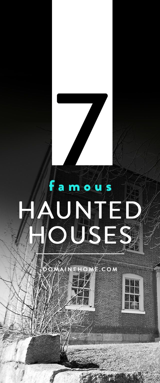 A guide to the most historically haunted properties throughout the world.