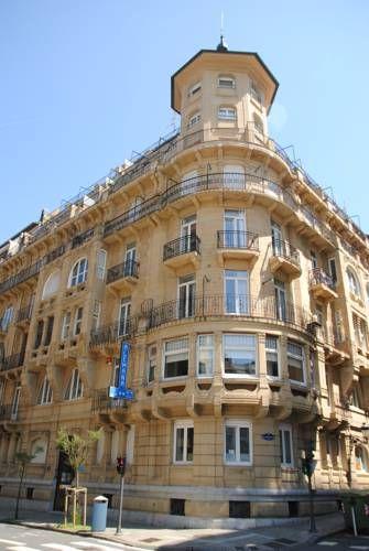 Hostal Alemana in San Sebastián, Spain - Lonely Planet