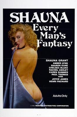 Shauna Grant Every Mans Fantasy Movie Poster 24inx36in