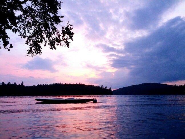 Adirondacks, Upper Saranac Lake