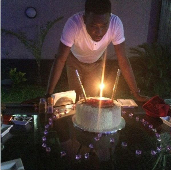 Lightup Concepts: Timi Dakolo & Wife Share Pictures from His Birthda...