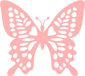 Silhouette Online Store: butterfly