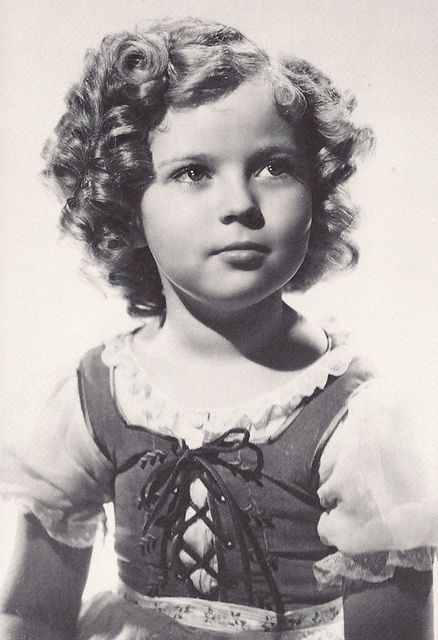 """Heidi"" - Shirley Temple                                        Remembering watching this on the telly in black and white."