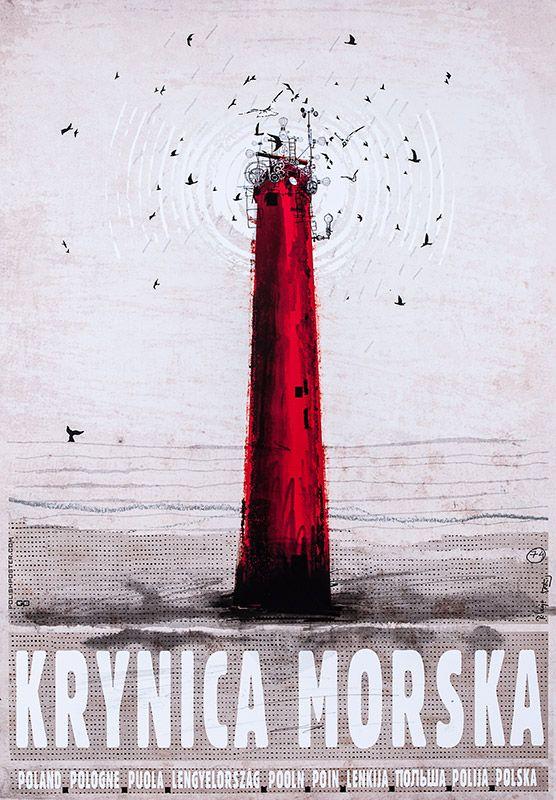 Ryszard Kaja, Polska - KRYNICA MORSKA, 2015, Size: B1