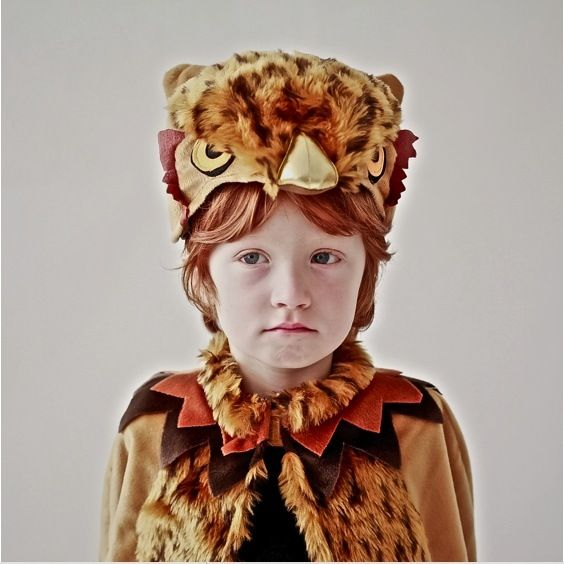 .: Kids Owl, Ginger Owl, Fabulous Owl, Costumes Masks, Kids Costumes, Real Inspiration, Costumes Fun, Funny Costumes, Owl Costumes