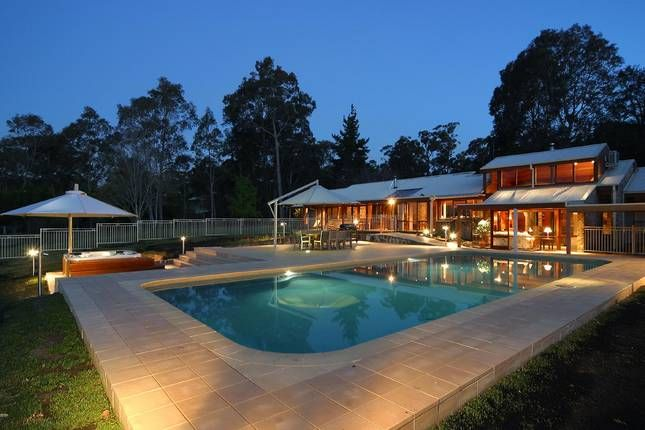 Waymount Farm | Cambewarra, NSW | Accommodation 15 people $1500 per couple/wk