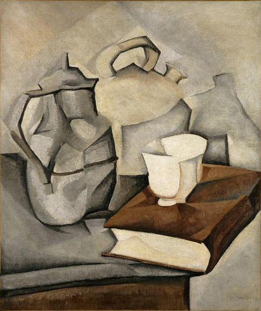 Juan Gris - The Book, 1911