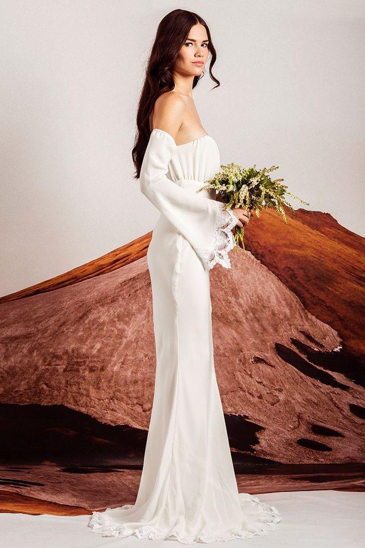 The 38 best Beach Wedding Dresses images on Pinterest | Beach ...