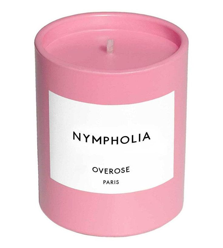 Nympholia In 2021 Pink Candles Candles Fragrant Candles