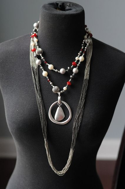 Hot Hot Hot with Easy Living Pendant and Manhattan, via Flickr. Premier Designs Jewelry Carolyn Popp