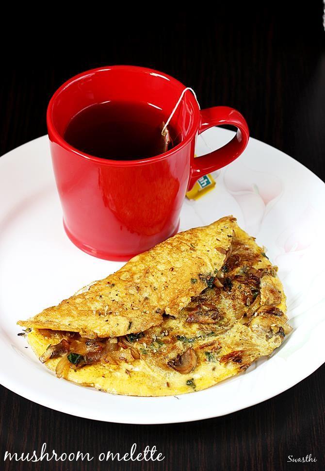 how to make the best veggie omelette