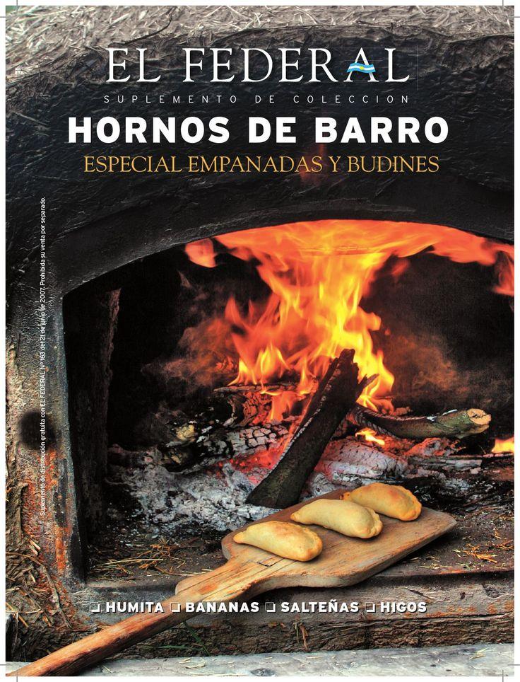 Hornos de Barro - El Federal  Empanadas y budines