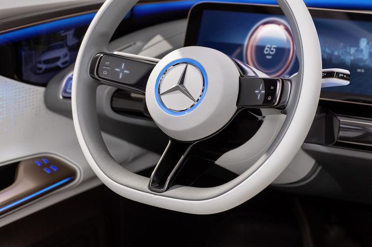 Электромобильность: Mercedes-Benz переключает рубильникПЕРЕОСМЫСЛЕНИЕ МОБИЛЬНОСТИGeneration EQ