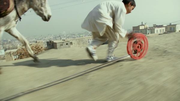 dOCUMENTA (13) - Francis Alÿs Reel-Unreel Kabul, Afghanistan 2011