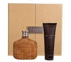 John Varvatos Artisan By John Varvatos 2pc 2012 Set: 4.2 Oz EDT Spray + 3.4 Oz After Shave Gel for Men by John Varvatos. $64.00. 2pc Set: 4.2oz EDT  Spray + 3.4 oz After Shave Gel. Men. ($121.00 Value) John Varvatos Artisan embodies the lost art of craftsmanship, while at the same time exudes a modern edge. The distinctly masculine flask is housed in a hand-woven rich, caramel colored rattan, enabling every bottle to have signature intricacies, making each a on...