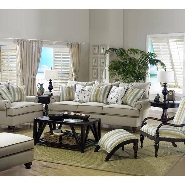 Paula Deen Sofa | Universal Furniture | Star Furniture | Houston, TX  Furniture | San