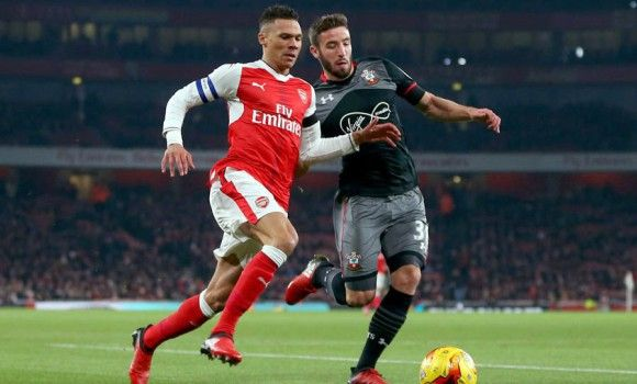 Arsenal are aiming to improve their communication on the pitch claims Kieran Gibbs