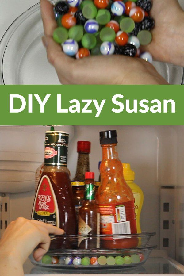 Organize your fridge in less than a minute!