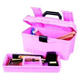 Flambeau�17-in Pink Tool Box