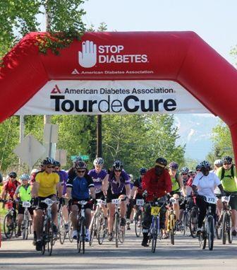 Tour de Cure: American Diabetes Association: Anchorage Tour de Cure  RIDING AGAIN June 8, 2014